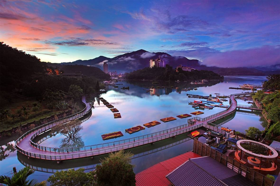 Sun Moon Lake Tour
